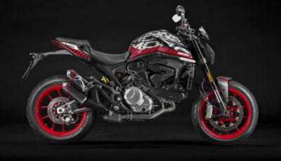 Ducati: arriva il set per personalizzare la Monster