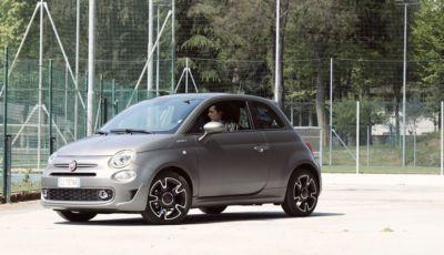 Fiat 500 Sport Hybrid nel nuovo video di Ermal Meta