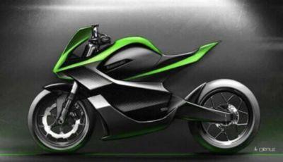 Kawasaki: si lavora a una moto ibrida?
