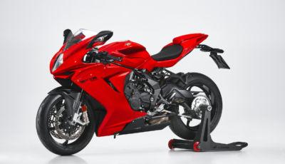 MV Agusta F3 Rosso: le novità 2021 della supersportiva italiana