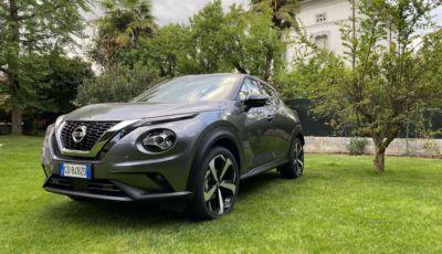 Test drive Nissan Juke MY 2021 DCT