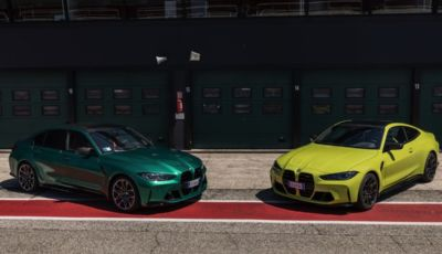 [VIDEO] BMW Driving Experience, test drive in pista a Misano con M3 ed M4