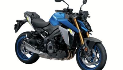 Suzuki GSX-S1000: arriva una versione speciale