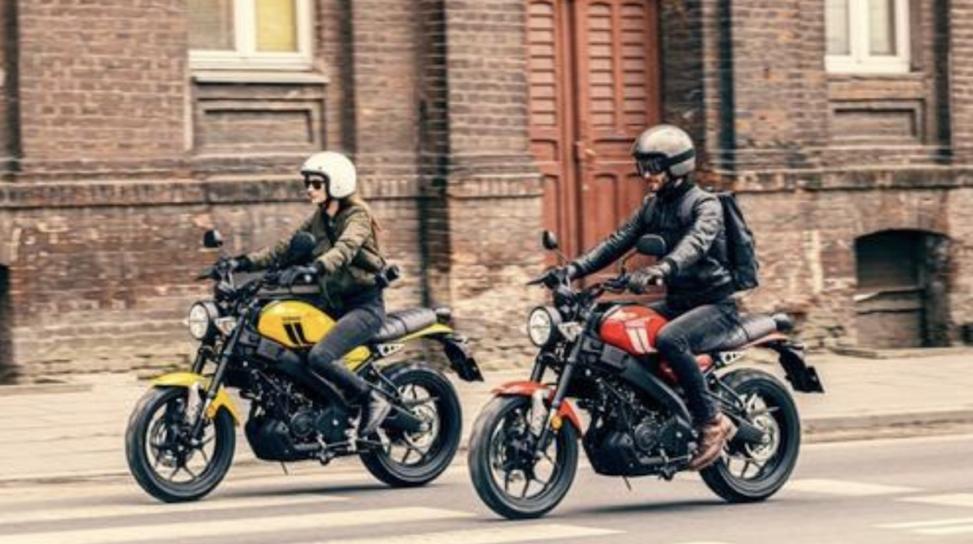 Yamaha XSR 125 2021: piccola ma con stile