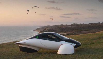 Aptera Sol: nuovi sviluppi sull'auto a pannelli solari