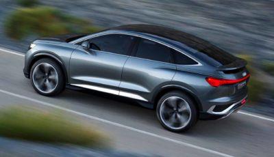 Audi Q4 50 e-tron Quattro: il SUV elettrico a trazione integrale arriva a giugno