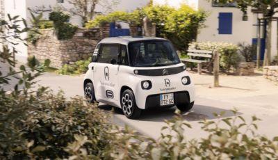 Citroën My Ami Cargo: la piccola citycar elettrica a servizio dei professionisti