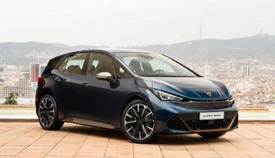 Cupra Born 2021: sportività elettrica da 231 CV e 540 km di autonomia