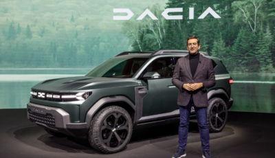 Dacia Bigster: da prototipo a SUV di serie entro il 2025