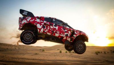 Dakar 2022: la 44° edizione al via il 2 gennaio di nuovo in Arabia Saudita