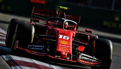 F1 2021, GP d'Azerbaijan: gli orari TV Sky e TV8 di Baku