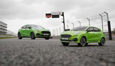 Ford Puma ST contro Puma RC: qual è la più veloce?