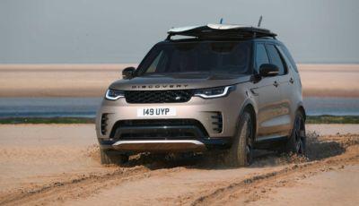 Land Rover Discovery 2021: debutta la Sport Urban Edition da 290 CV