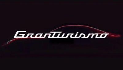 Maserati GranTurismo 2022: in produzione a Mirafiori entro fine anno