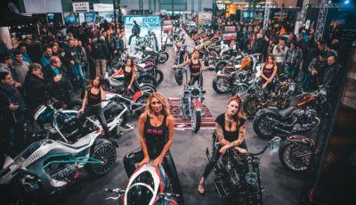 Motor Bike Expo 2021: prima fiera in presenza dopo il via libera del Governo