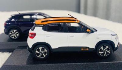Nuova Citroën C3: la nuova generazione anticipata… da un modellino?