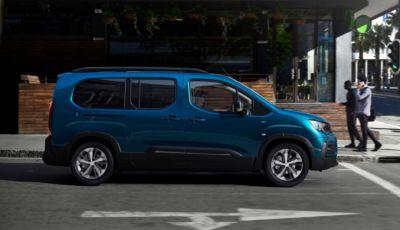 Peugeot e-Rifter 2021: prezzi e caratteristiche della nuova monovolume elettrica