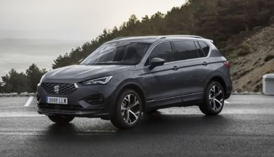 Test Drive Seat Tarraco eHybrid FR, il SUV spagnolo diventa plug-in