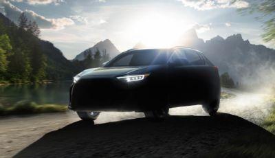 Subaru Solterra: il nuovo SUV 100% elettrico arriva nel 2022