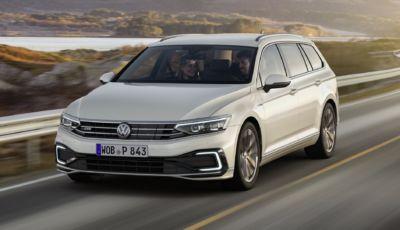 Volkswagen Passat: la 9° generazione del 2023 sarà solo station wagon