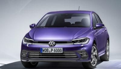 Volkswagen Polo 2021: aperti gli ordini, arriva ad ottobre da 18.350 Euro