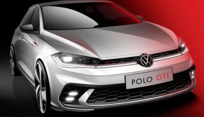 Volkswagen Polo GTI: il restyling sarà svelato alla fine di giugno