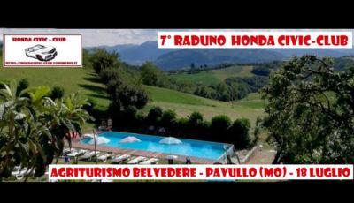 7° Raduno HONDA CIVIC – CLUB