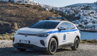 Astypalea, l'isola greca diventata il laboratorio green di Volkswagen