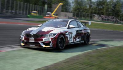 BMW SIM Media Challenge 2021, al via anche Infomotori.com con il driver Michele Faccin