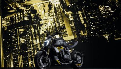 Ducati Diavel 1260 S anche in versione Black and Steel