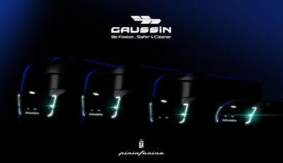 Pininfarina firma il design della nuova gamma di camion di Gaussin