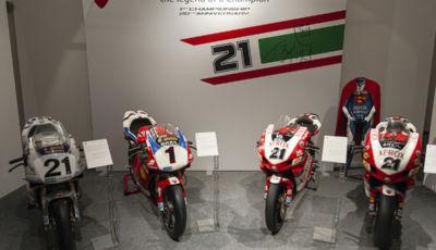 Museo Ducati: una mostra per celebrare i 20 anni dal primo mondiale di Bayliss