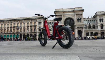 Fantic Issimo, la bici che si crede un ciclomotore