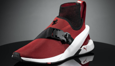 Puma ION F: le sneaker ispirate alla Ferrari SF90 Stradale