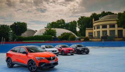 Prova su strada Renault Arkana Full Hybrid, il SUV Coupé ibrido con tre motori [VIDEO]