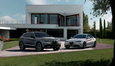 Alfa Romeo Giulia e Stelvio: le Web Edition si acquistano online
