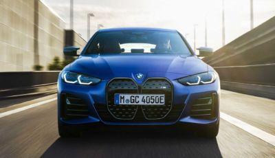 BMW i4: la Gran Coupé tedesca diventa elettrica