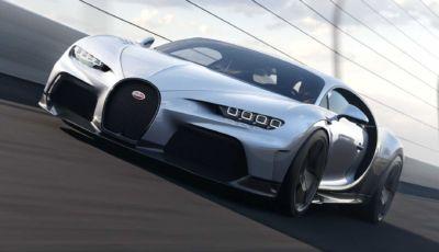 Bugatti Chiron Super Sport: l'hypercar francese da 1.600 CV e 440 km/h