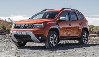 Dacia Duster 2021: il restyling aggiorna il look e la dotazione di bordo