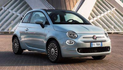 Fiat 500 Hybrid: anche nel mercato dell'usato è lei la regina delle vendite