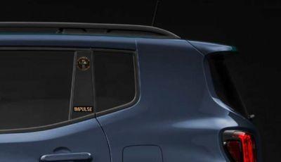 """Jeep Renegade Impulse: serie speciale in omaggio a """"Loki"""" della Marvel"""