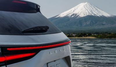 Lexus NX 2022: la nuova generazione pronta al debutto il 12 giugno