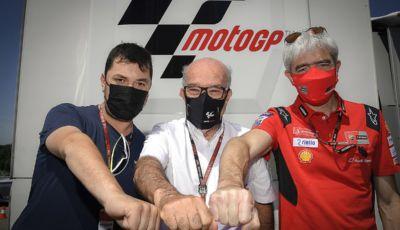 MotoGP: il team VR46 di Valentino Rossi sceglie Ducati!