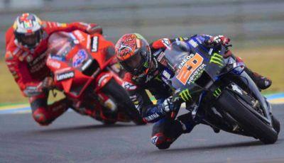 Orari MotoGP 2021, GP di Germania al Sachsenring su Sky, TV8 e DAZN