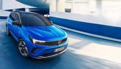 Opel Grandland 2021: il crossover arriva in Italia da 29.350 Euro