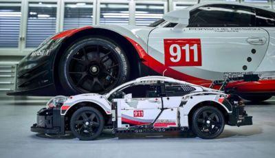 Qual è l'auto Lego più esclusiva mai creata?