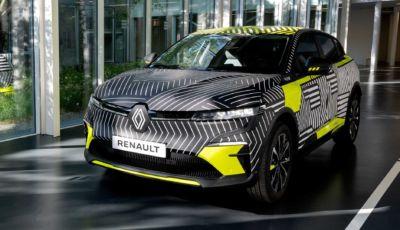 Renault Megane E-Tech Electric debutta al Salone di Monaco