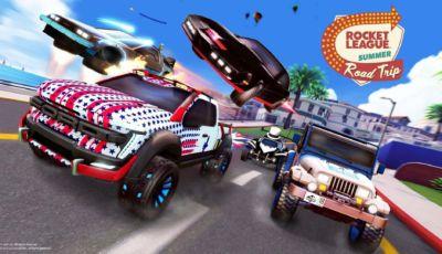 Rocket League: nuove auto in arrivo con il Summer Road Trip