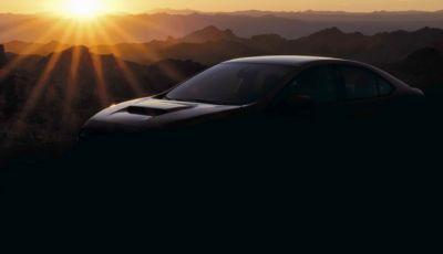 Subaru WRX 2022: l'icona dei rally è pronta al debutto