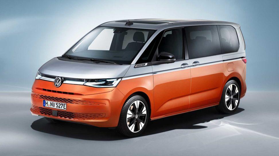 Volkswagen Multivan T7: la 7° generazione del Bulli accoglie l'ibrido plug-in